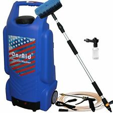 Caraid 9906 12v Portable Car Washer w large Water Tank, Portable Pressure Washer