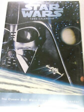 Classic Star Wars Collector's Edition 1999 Kalender Großformatig Poster