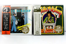 ELVIN BISHOP ~ JAPAN MINI LP CD, SHM-CD, LOT OF 2 ALBUMS, RARE, LIMITED EDT