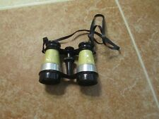 M255 Vtg Children's Tin Toy Binoculars w/ Compass Personal Collection REDUCED!!