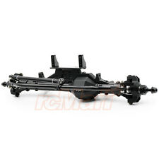 Xtra Speed Axial SMT10 RR10 AR60 Aluminum CNC & Alloy Front Axle XS-AW-1XS