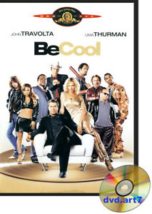 DVD : BE COOL - John Travolta - Dwayne Johnson