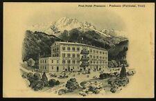 Post- Hotel Predazzo. Predazzo (Fleimstal Tirol).