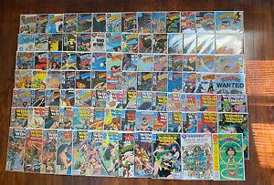 Wonder Woman #1-94 + 2 Annuals - 1st Cheetah HI GRADE Avg 9.4 - 1 7 8 9 72