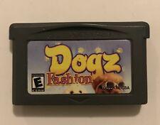 DOGZ FASHION - Nintendo Game boy Advance