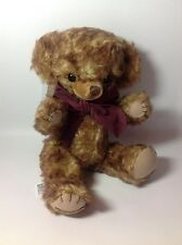 Merrythought Cheeky Noisette Bear 67/200 Brand New With Tags 10inch
