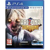 Arizona Sunshine PS4 PSVR PlayStation VR Game NEW