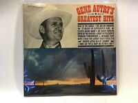 "Gene Autry's - Greatest Hits - Used 12"" Vinyl Music Record 33rpm LP"