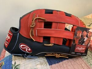 "Rawlings Heart of the Hide PROHARP34SN Bryce Harper 13"" Baseball Glove RHT"