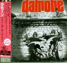 DAMONE OUT HERE ALL NIGHT JAPAN CD+4BONUS UICL-1061 OBI