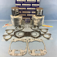 NEW POLARIS SPI PISTONS TOP END GASKET KIT 2003-2006 550 FAN CLASSIC SPORT RMK