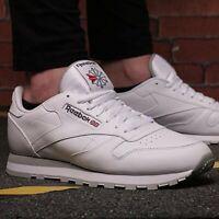 Reebok Classic Men Fashion Leather Fitness Iconic Shoes Training Running 2214