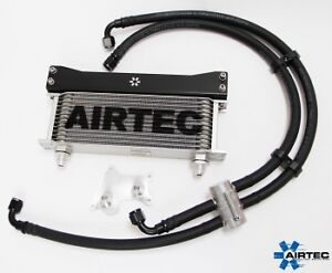 AIRTEC Mini R53 Cooper S Oil Cooler Kit Without Thermostat takeoff