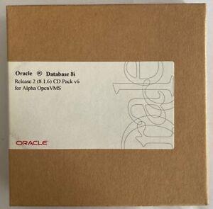 Oracle Database 8i Release 2 (8.1.6) CD Pack v6 for Alpha OpenVMS
