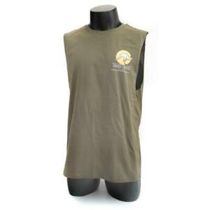 Cooee Canvas Singlet