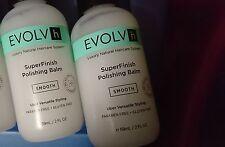 EVOLVh - Organic Super Finish Polishing Balm 2 FL oz ( Set Of 2 )