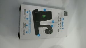 iLive 3-in-1 Charging Stand -New- Open Box