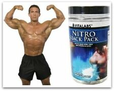 2 Lean Muscle Growth Builder Nitro NO Pump Creatine 6 Pack Body Building Workout