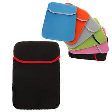 Universal Neopren 10 Zoll Hülle Case Cover Tasche für Apple iPad Air 2, Schwarz