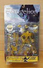 Kaiyodo XEBEC EVA 00 Yellow Prototype Neon Genesis Evangelion Clear Figure New