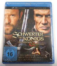 Schwerter des Königs - Dungeon Siege & Zwei Welten - Action Blu-Ray - 2012 NEU