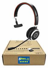 Jabra Evolve 65 UC Mono Wireless Headset (6593-829-409) Brand New, 1 Yr Warranty