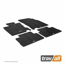 All Weather Rubber Floor Mats Custom Fit For Nissan Rogue Sport 2017-On