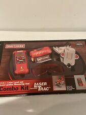 craftsman 4-in-1 level with laser trac