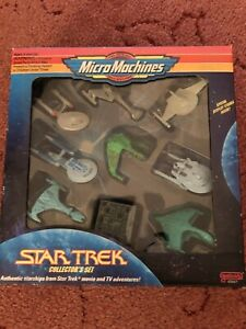 Star Trek Micro Machines Collectors Set (1993) Limited Edition - Unopened