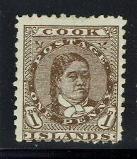 Cook Islands SG# 13 - Mint Hinged (Hinge Rem) - Lot 041716