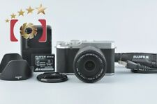 Very Good!! Fujifilm X-M1 Silver 16.3 MP Digital Camera + 16-50mm Lens
