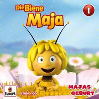 DIE BIENE MAJA - 01/MAJAS GEBURT (CGI)   CD NEW