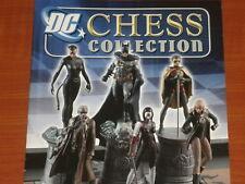 DC Chess Collection Set 1 Eaglemoss: Batman Joker Harley Gordon Gotham Batwoman