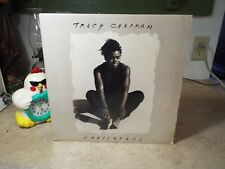 Tracy Chapman Crossroads folk rock 1989 Elektra LP VINYL ALBUM