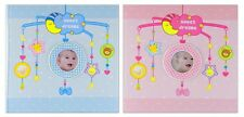 FOTOALBUM Baby Album Babyalbum Mobile Design 200 Fotos 10x15 Geburt Geschenk B2N