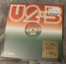 U2 Three U2-3 Record Store Day Rsd Black Friday 2019 Vinyl 40th Anniversary Lmtd