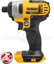 "NEW DeWALT DCF885B 20V 20 Volt MAX Lithium Ion 1/4"" Cordless Impact Drill Driver"