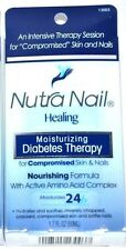 4X Nutra Nail Healing Moisturizing Diabetes Therapy For Compromised Skin & Nails