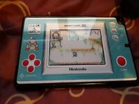 Vintage Retro Gaming Nintendo Game & Watch Case Cover For Apple iPad - A1432