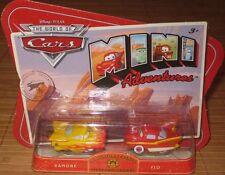 Disney Pixar Cars Mini Adventures Radiator Springs Fire Dept Ramone & Flo