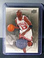2009-10 Michael Jordan Legacy Upper Deck #22 Basketball Card