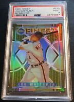 1995 LOU WHITAKER TOPPS FINEST REFRACTOR #220 PSA 9 TIGERS POP 2