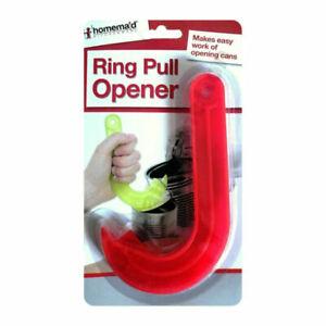 Ring Pull Can Tin Opener disability arthritis elderly Kitchen aid Utensil Gift