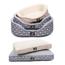All Pet Solutions Bella Warm Luxury Dog Bed Reversible Cushion Mat Washable