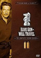 Have Gun Will Travel Complete Second 0097368877740 With James Hyland DVD