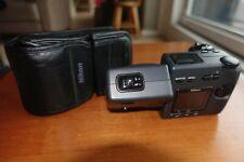 *Vintage* Nikon COOLPIX 990 3.34MP Digital Camera LEATHER Case E990RCUK photo pc