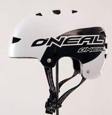 O'Neal Dirt Lid Fidlock Profit Helmet white/black Größe M/L