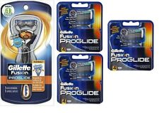 13 FLEX BALL Gillette FUSION Proglide Manual Razor Blade Cartridge Refill Shaver