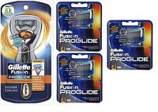 13 FLEX BALL Gillette FUSION Proglide Manual Razor Blade Cartridge Refill Shaver