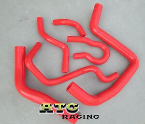 For Honda Civic Type R DC2 EK4 EK9 B16A B Silicone Radiator Heater Hose Kit Pipe